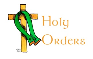 Image result for holy orders