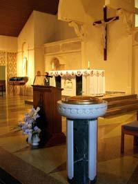 altar-side